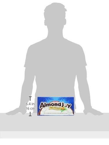 034000003204 - ALMOND JOY Candy Bar, (1.61-Ounce Bar, Pack of 36) carousel main 7