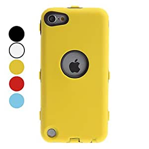 Detachable Hard Case for iTouch 5 (Assorted Colors) --- COLOR:Blue