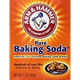 Arm & Hammer Pure Baking Soda KFP 16 Oz. Pack Of 3.