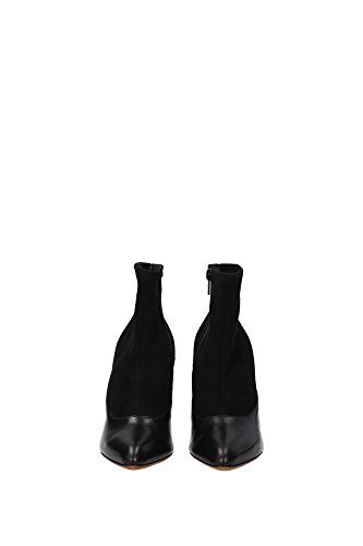 UK Givenchy Women Ankle Black BE09099178001 boots WcnxaZ8ZO