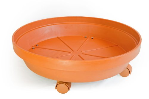 18'' Plant Saucer Caddy, Plant Dolly by KECO by KECO Plant Pod