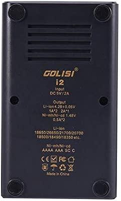 KiGoing GOLISI i2 Cargador Inteligente Cargador de batería ...