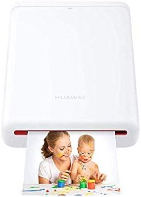 Impresora fotográfica con 5 Paquetes de Papel: Huawei: Amazon.es ...