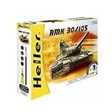 Heller 49999G 1:72 Gift Set - Amx 30/105 Plastic Model Kit