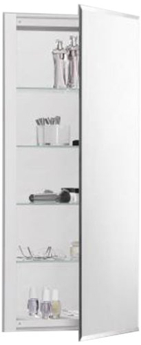 Robern CB-RC1636D4FB1  R3-Series Bevel Mirror Medicine Cabinet by Robern