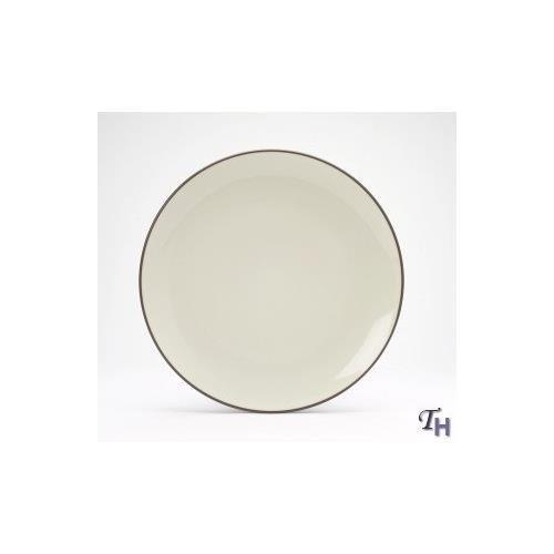 Noritake Colorware Chocolate Dinner Plate (Plate Chocolate)