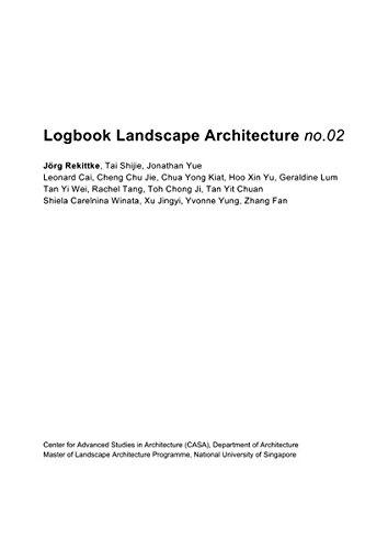 Logbook Landscape Architecture No.02
