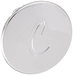 Pfister 941-320A 01/ 03 Series Cold ABS Button, Polished Chrome cheap