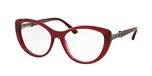 Amazon.com: Eyeglasses Bvlgari BV 4110 5239 VIOLET RASPBERRY: Clothing
