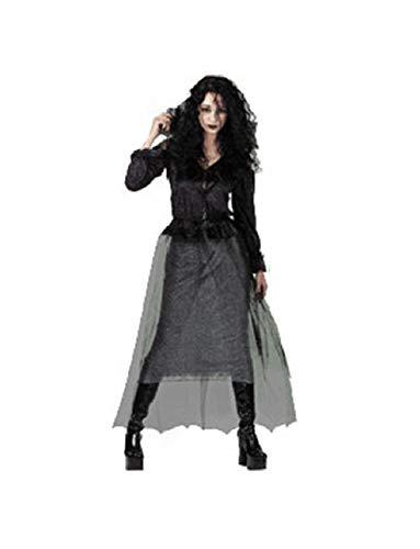 Fancy Dress Sexy Vampire Bride Adults Costume 12-14