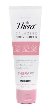 THERA™ Calazinc Body Shield 4 oz volume Cream Tube