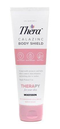 Amazon.com : THERATM Calazinc Body Shield 4 oz volume Cream Tube : Beauty