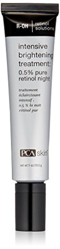 Retinol products. PCA SKIN 0.5% Pure Retinol Night Intensive Brightening Treatment, 1 fl. oz. #antiaging #antiagingskincare
