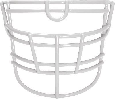 Schutt Sports DNA RJOP UB-DW Carbon Steel Varsity Football Faceguard White X-Large [並行輸入品] B072Z5QDDL