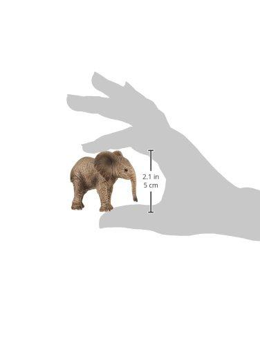 Schleich 14763 African Elephant Calf Schleich North America