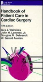 Handbook of Patient Care in Cardiac Surgery