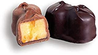 product image for Asher's Chocolates, Dark Chocolate Covered Orange Creams, Bulk Assortment of Asher's Chocolate, Small Batches of Kosher Chocolate, Family Owned Since 1892, 14 oz (Dark Chocolate)