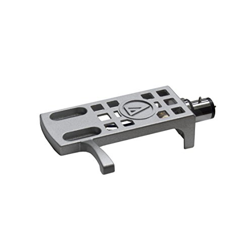 Audio Technica Aluminum Lightweight Headphone (Audio-Technica AT-HS10SV  1/2