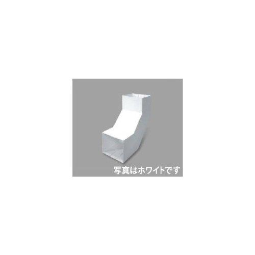 マサル工業 エムケーダクト付属品 内大マガリ 8号150型 グレー MDLU8151 B00AQUFNBA グレー
