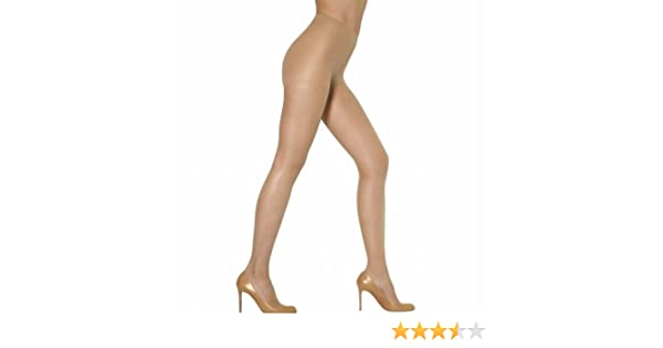 8d392c85f3f04 Amazon.com: Leggs Suntan Sheer Energy Active Support Pantyhose, Size -  Q, Large: Clothing