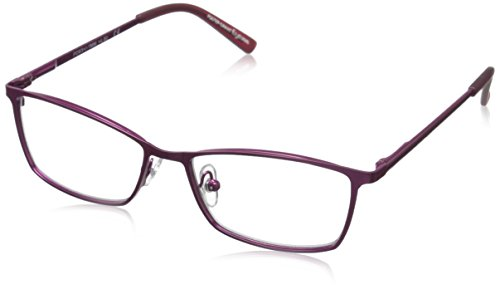 Foster Grant Women's Eyezen Digital Glasses - Satin Berry