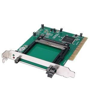 Ricoh R5CA475 PCMCIA to PCI Interface Card Adapter