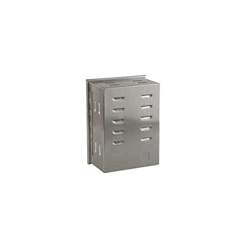Industrial Grade 13J046 Guard, Thermostat, Stainless Steel