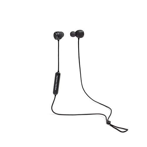 Harman Kardon Fly In-Ear Wireless Bluetooth Headphones - Black