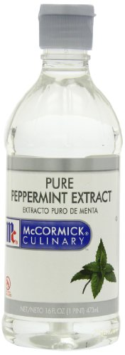 Mccormick Pure Peppermint, (Pure Peppermint Extract)