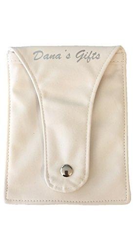 Bra Wallet - Travel Bra Stash - Hidden Money Belt - Pocket Bra - Money Belts for Travel Hidden - Travel Leg Wallet by Dana's Gifts (Image #6)