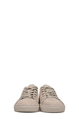 CRIME London Herren 11280KS115 Rosa Leder Sneakers