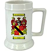 Berlan Family Crest Stein / Berlan Coat of Arms Stein