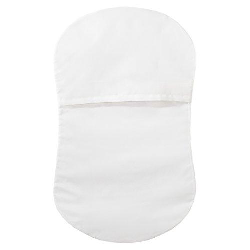 Halo Bassinest Swivel Sleeper Mattress Pad Waterproof Polyester, White by Halo (Image #1)