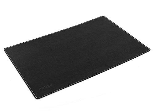 Nekmit¨ Leather Desk Blotter Protective Pad 24