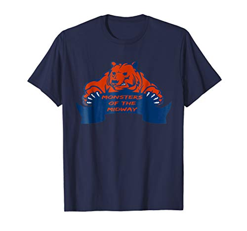 Monsters of the Midway t-shirt 3