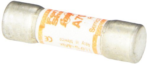 Amp Trap Form 101 Fuse (Mersen A70P Amp-Trap Form 101 Semiconductor Protection Fuse, 700VAC/650VDC, 100kA AC/100kA DC, 20 Ampere, 9/16 Diameter x 2 Length by Mersen)