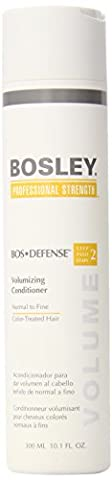 Bosley Professional Strength Bosdefense Conditioner For Color-Treated Hair, 10.1 oz. (Bosley Hair Conditioner)