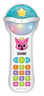 Pinkfong Magic Microphone Instrument Mode 50 Children Songs Fun Mode