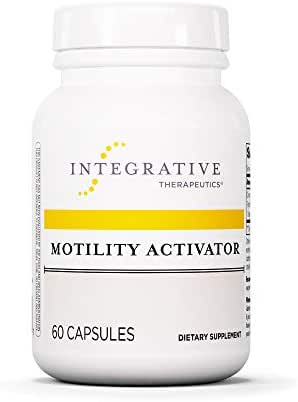 Integrative Therapeutics - Motility Activator - Support Healthy Gastrointestinal Motility and Transport - 60 Capsules