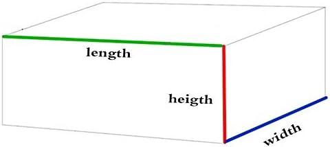 家具カバー ガーデン家具カバー 長方形 ダストカバー 防水 ヘビーデューティ アウトドア、 4つのサイズ、 カスタマイズ可能 JFIEHG-7 (Color : Black, Size : 123X123X74cm)