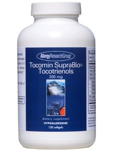 Allergy Research Group - SupraBio Tocotrienols 200mg 120 gels by Allergy Research Group