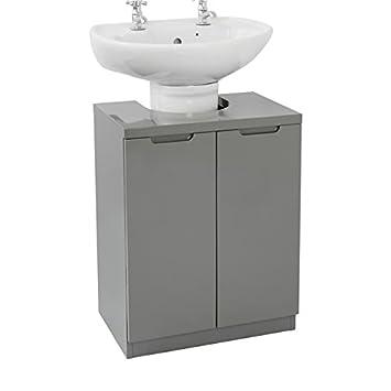 Miraculous House Homestyle Under Sink Unit H 60Cm X W 48Cm X D 30Cm Beutiful Home Inspiration Ommitmahrainfo