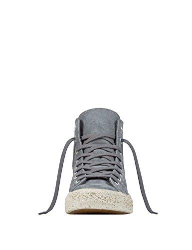 Ct Gris Salut Brun Couleur Ledersneaker 157522c De Converse En 5UqwPap