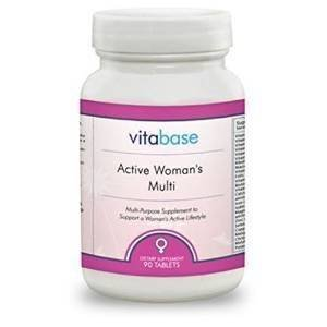 Multi Vitamin Mineral Formula for Active Women - 90 Tablets - 3 ()