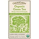 Good Earth Organic Tropical Rush Green Tea (3x18 bag)
