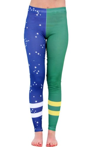 brazil-flag-star-stripes-pattern-leggings-juniors-small