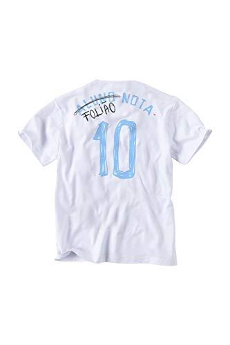 Camiseta Mini Foliao 10