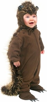 Toddler Porcupine Costume (Size: 1T-2T)