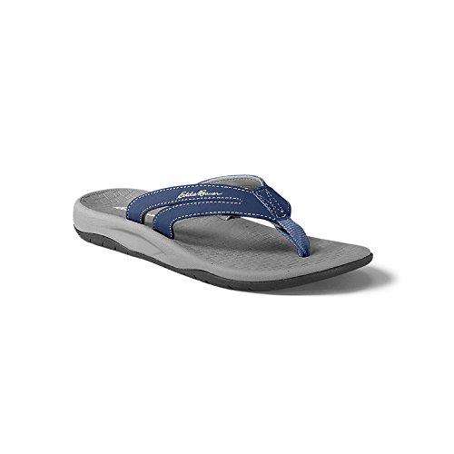 Eddie Bauer Womens Break Point Flip Flop Sapphire (Blue) wsKp9PuAOW