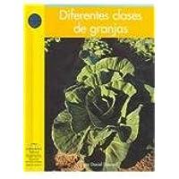 Diferentes Clases De Granjas (Social Studies - Spanish) (Spanish Edition)